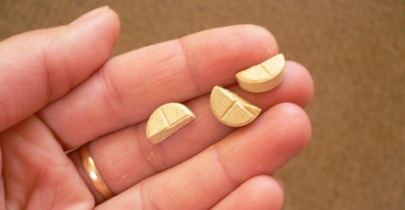 Witaminy w tabletkach